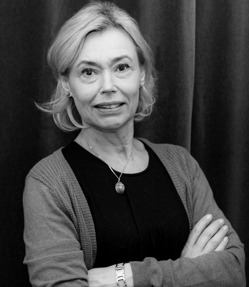 Annika Thelaus Arkitekt SAR/ MSA