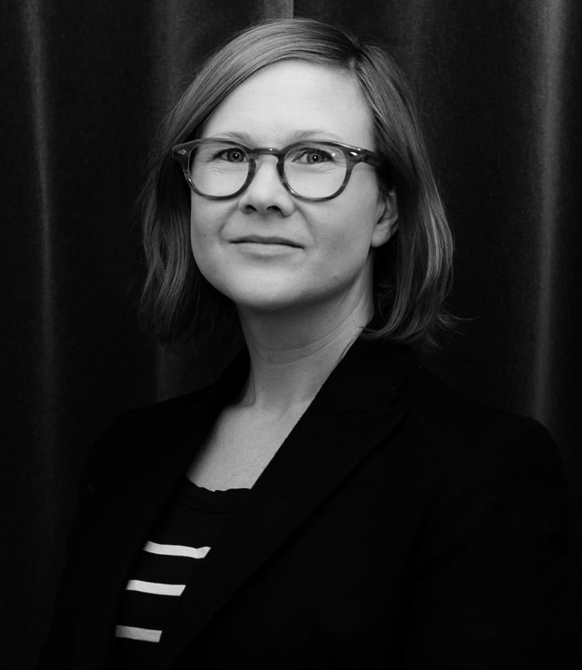 Margreth Dahlqvist Arkitekt SIR/MSA/MFA